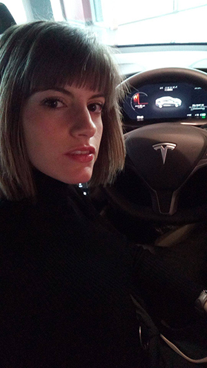 Lexi Ai - Gets her first Tesla